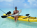 Kayak fishing - Bahamas_1