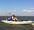 kayak Fishing Calcasieu Lake, Lake Charles, LA_1