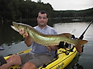 Tony with big NJ Muskie
