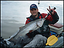 Kayak Fishing Catch