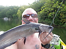 Catfish from Kayak in Missouri_1