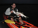 Snook catch, Biscayne Bay, Kayak Fishing Tour_1