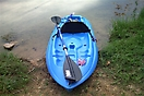 my kayak & crate
