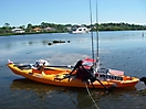 Wilderness Kayak ready to hit the water
