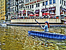 Milwaukee river_Wavewalk kayak