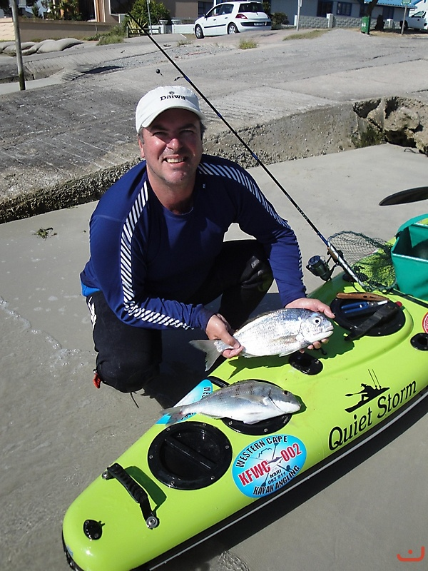 Kayak Fishing the cape_1