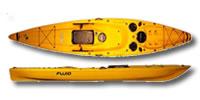 Bamba Kayak by Fluid Kayaks