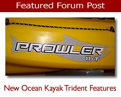 Kayak Fishing Magazine - Featured Forum Post
