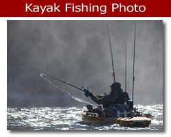Kayak Fishing Photos