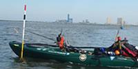 Yak Stick Kayak Anchoring System