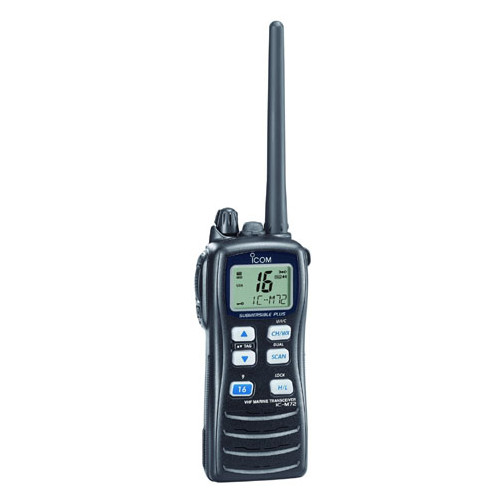 Icom IC-M72