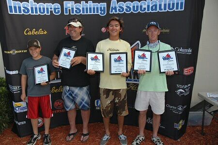 IFA_Redfish_kayak_fishing_tournament_2011_winners_Punta_Gorda_Florida