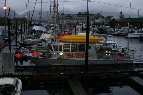 Foggy Bay Alaska