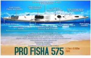 Stealth Pro Fisha 575