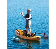 Scotty Kayak Stabilizer