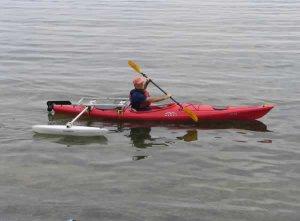 KayRak Kayak Outrigger System