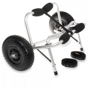 Wheeleez Tuff Tire Kayak Cart
