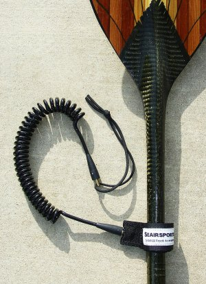 Seairsports Coiled Paddle Leash