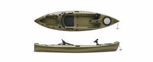 Native Watercraft Kayaks Redfish 10 Angler