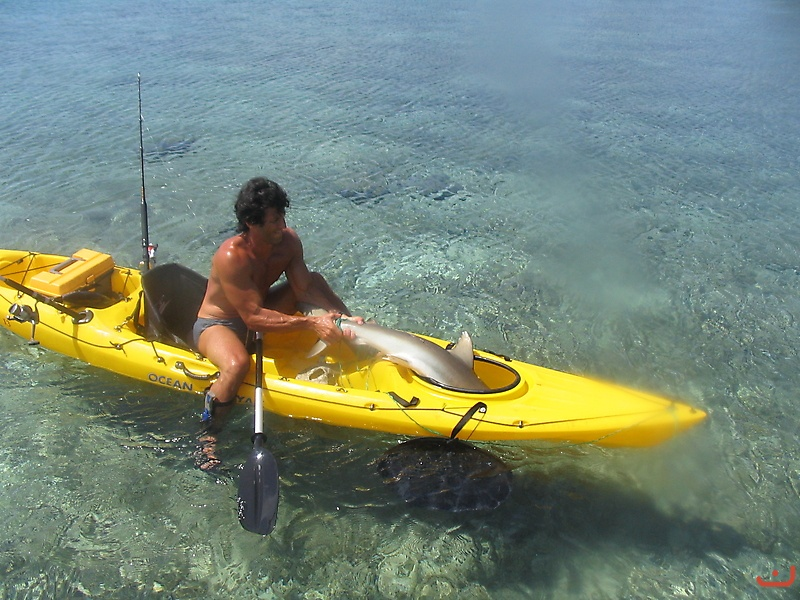 Kayak fishing Eleuthera_1