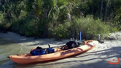 Ocean Kayak Rigged and Ready_2