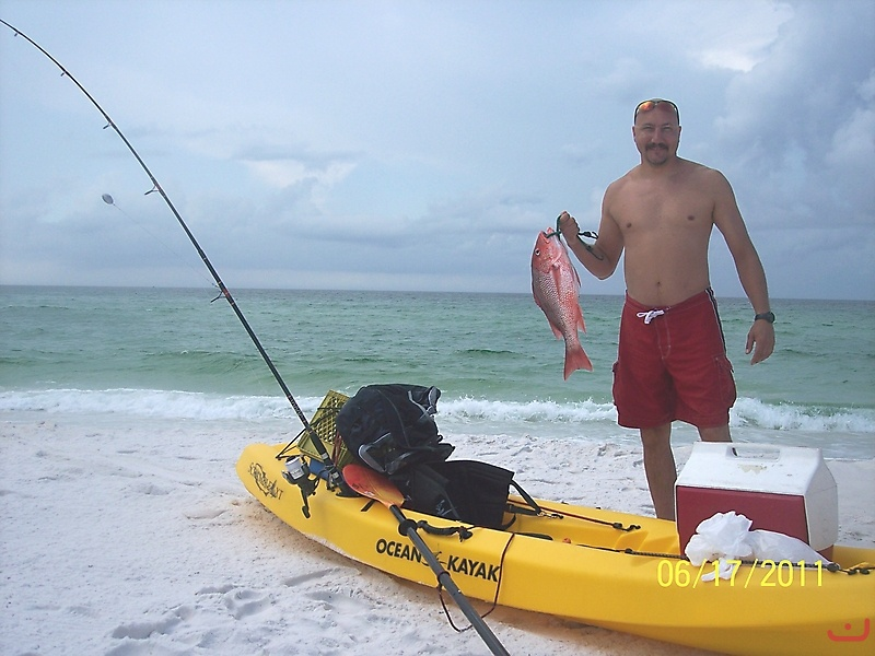 Kayak Fishing Destin FL_1