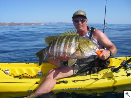 Danny with a pargo