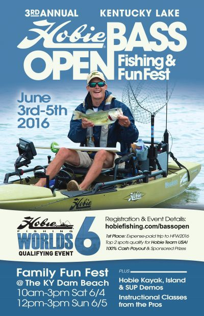 2016 Hobie Bass Open Flyer