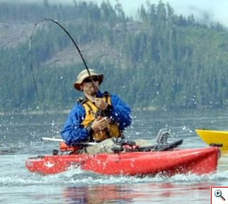 Bryce Molenkamp Salmon Bendo