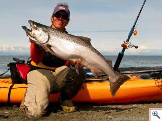 Chris Mautino AK Salmon