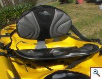 Elie ergoflex seat reclined