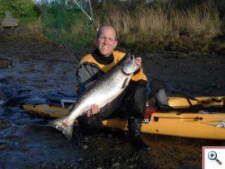Ron Sauber Tillamook Salmon