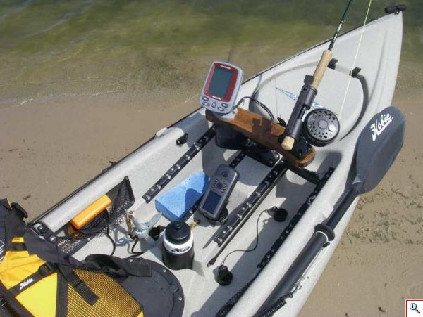 Rigged Hobie Quest