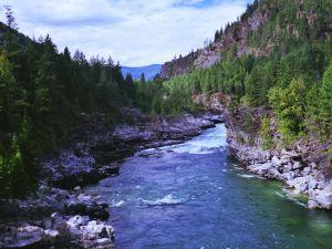 USE downriver