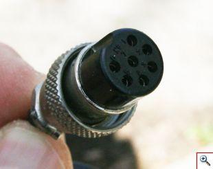 Vexilar connector