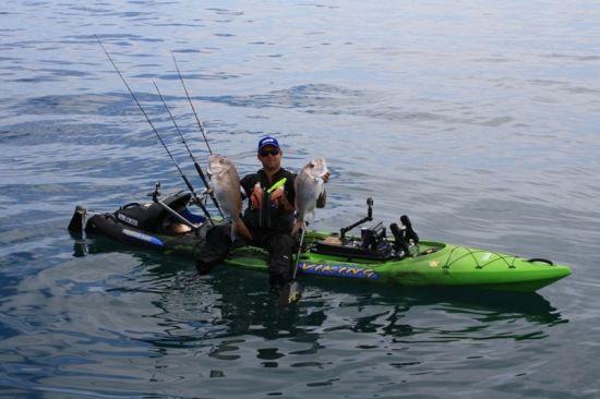 Viking Kayak Profish 400 Lite Yak Gear