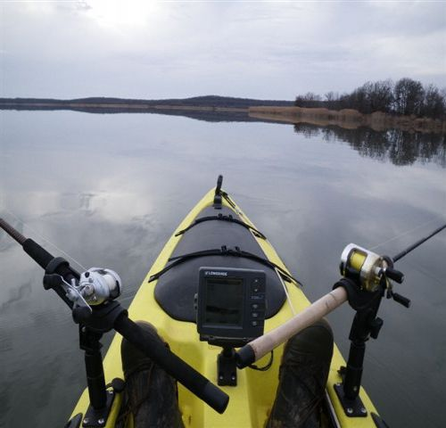 Effective Trolling With Your Kayak