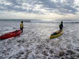 argentina, shark, kayak, sit on top, kayak fishing, fishing, big game