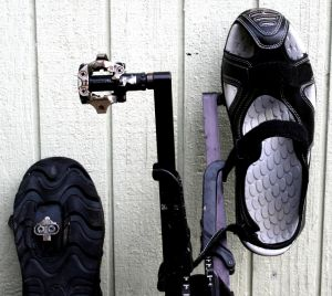 clip in pedal system