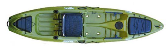 coosa kayak