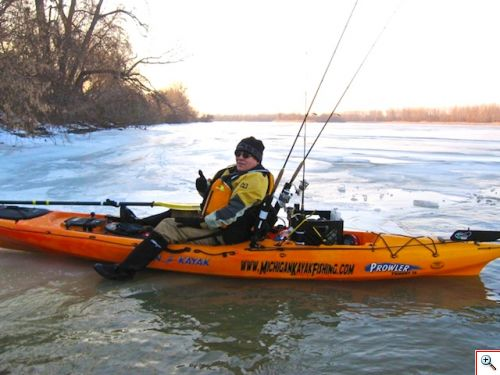 Check out http://michigankayakfishing.com We invite you into the world-class kayak angling offered in the Great Lakes region!
