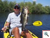 a nice backcountry largemouth - pic submitted by DC