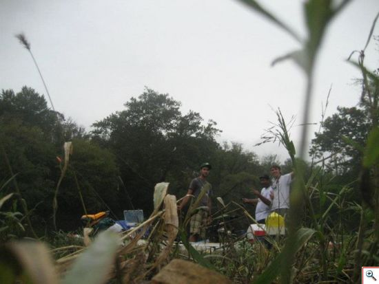 Kayak Fishing Potomac Trip