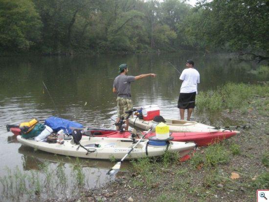 Potomac River Trip