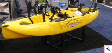 Hobie Sport Rigged with Ram