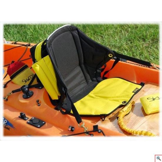 kayak fishing seat