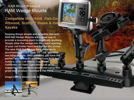 wedge mounts